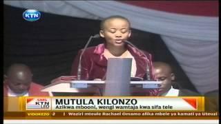 Mamia wahudhuria mazishi ya Mutula