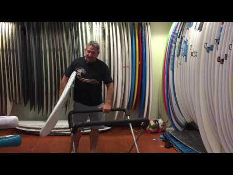 Boca Bob Reviews the 7S Double Down Surfboard