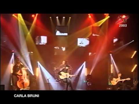 Carla Bruni, Tout le monde, Live - Prix Constantin 2003