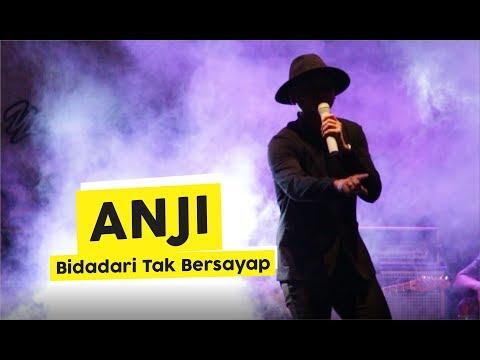 [HD] Anji - Bidadari Tak Bersayap (Live at Dies Natalis UIN, Yogyakara)