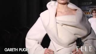 Gareth Pugh. Paris Fashion Week Otoño-invierno 2013-2014 | Elle España