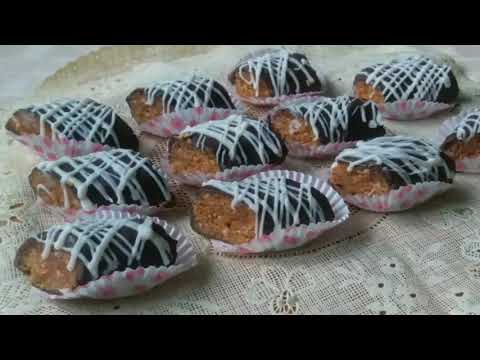 Cookies without baking /Simple and tasty recipe/Печенье без выпечки/English subtitles