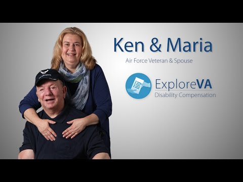 VA helps this stroke survivor and his wife live more comfortably.
