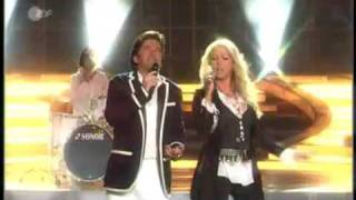 Thomas Anders & Sandra - The Night is still young (Live in Carmen