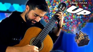 Pixars UP - Married Life Classical Guitar Cover (Beyond The Guitar)