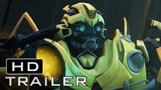 Bumblebee (2018) HD Official Trailer