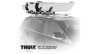 Thule Hullavator Kayak Carrier - Install