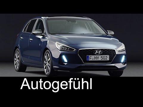 All-new Hyundai i30 Generation preview Exterior/Interior neu – Autogefuhl