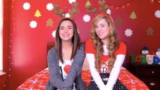 "Megan  Liz, ""Jingle Bell Rock"" by Megan and Liz"