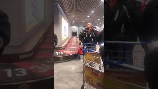Баян Алагузова пожаловалась на задержку багажа в аэропорту Алматы