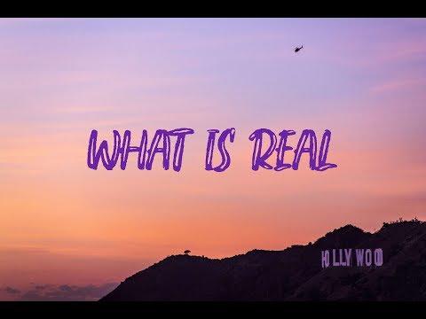 iann dior - what is real (Lyrics Video)