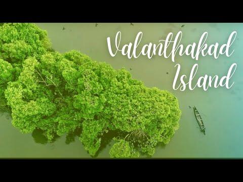 Valanthakad Island