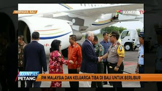 Selain Barack Obama, PM Malaysia Juga Berlibur di Bali