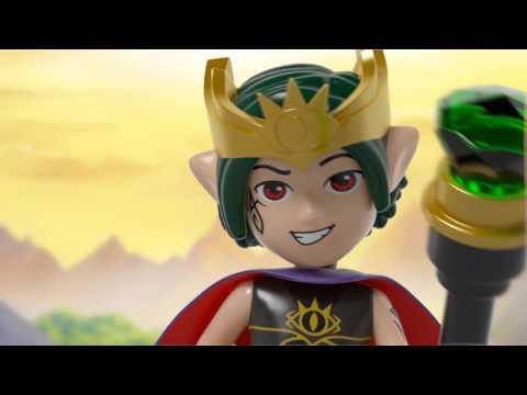Vidéo LEGO Elves 41183 : Le dragon maléfique du roi des Gobelins