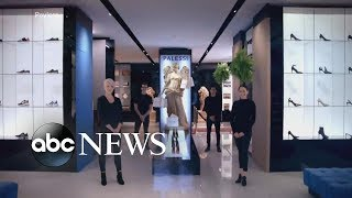 Payless opens fake luxury shoe store as prank