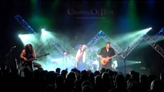 BARREN CROSS   Elements Of Rock 2012 - Full Concert with new Song!