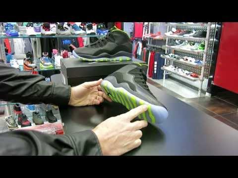 premium selection 84766 5da2e Download Nike Air Jordan Retro 10 Venom, at Street Gear, Hempstead NY MP3