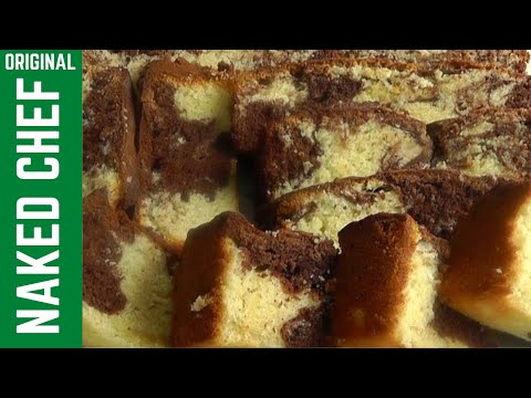 Video Marble Cake - How to Make cakes Video Recipe