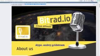 Зарабатывай криптовалюту BRO слушая музыку всего мира!