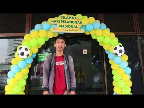 Hari Pelanggan Nasional 2018 BPJS Ketenagakerjaan Cabang Bandar Lampung