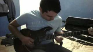 Dream Theater- Home (Solo / Outro) By Hectrucci