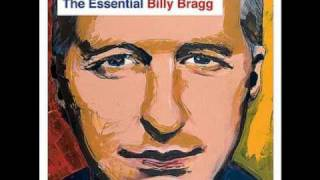BILLY BRAGG - the space race is over