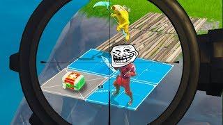 Trolls vs Friendly players