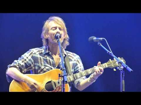 Thom Yorke , I Might Be Wrong , Big Chill Festival 6.8.2010 - first row -