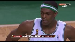 Boston Celtics Los Angeles Lakers 2008 Finals Game 6 Part 2