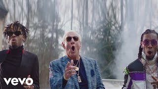 21 Savage, Offset - Ric Flair Drip (ft. Metro Boomin)