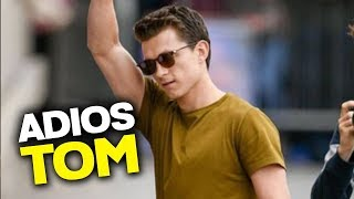 ¡ADIÓS SPIDEY! Tom Holland y Spider-Man fuera del Universo Marvel