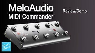 MeloAudioMIDICommanderController|Demo/Review