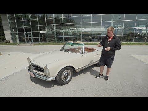 1964 Mercedes-Benz 230 SL Pagode - Review, Test, Fahrbericht, Kaufberatung
