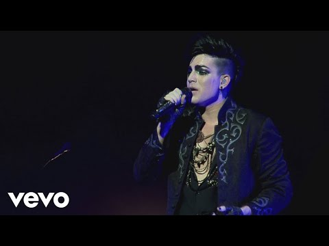Soaked Lyrics – Adam Lambert