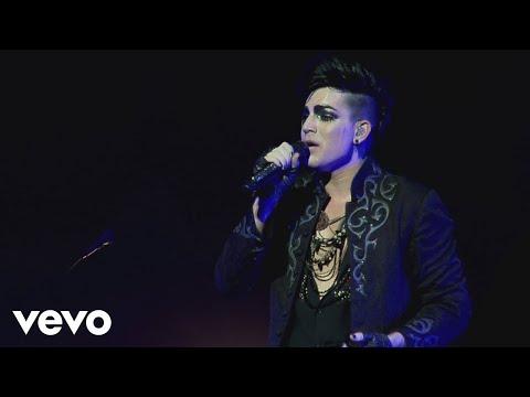 Soaked Lyrics – Adam Lambert