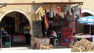 preview picture of video 'Gabes, Tunisia tourist market'