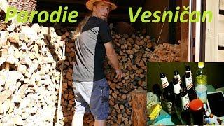 Parodie na Vesničana - Chill Video :) BEZ KOMPRESE (: