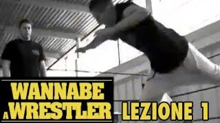 How to be a wrestler - Cadere senza farsi male: Back Bump e Front Bump