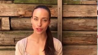 Савастова Алена актерская визитка 20 июня 2017