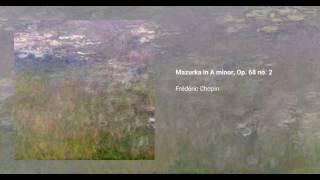 Mazurkas, Op. 68