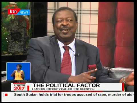 Kivumbi2017: Musalia Mudavadi reiterates that tribalism is negative use of your ethnic community