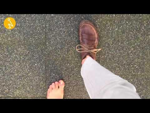 Waarom iedereen minimalistische schoenen zou moeten dragen