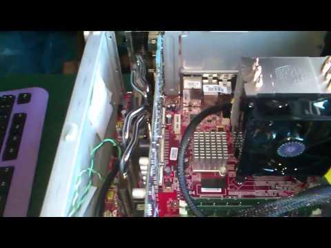 Como Instalar tarjeta de vídeo o grafica en PCI Express
