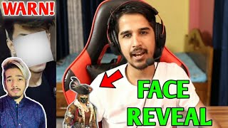 Desi Gamer react on TOTAL GAMING Face Reveal! | BIG YouTuber gave WARNING - Why? | Scout, BBF |