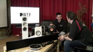 KEF Lautsprecher - warum, wieso, weshalb? Interview mit Sven Schlicher, Produktmanager KEF