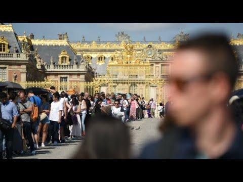 العرب اليوم - الشركات الكبرى تتنافس على تمويل قصر فرساي الفرنسي