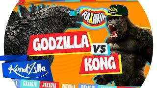 GodZilla vs Kong Kong #Raxaraia