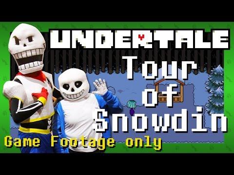Steam Community :: Video :: SANS & PAPYRUS' TOUR OF SNOWDIN