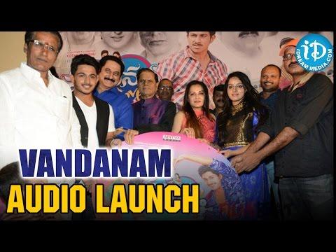 Vandanam Movie Audio Launch - Deepak    Malavika Menon    Kotapati Sreenu
