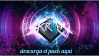 Descarga pack de la mejor musica de  skrillex